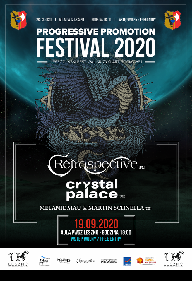 Progressive Promotion Festival 2020 new date