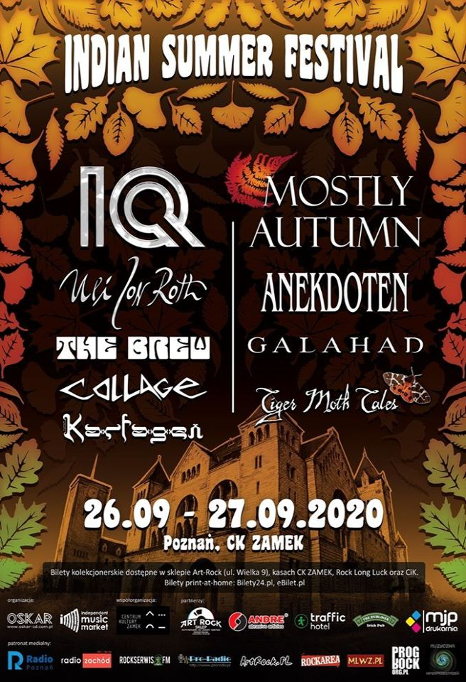 Indian Summer Festival Poznań 2020