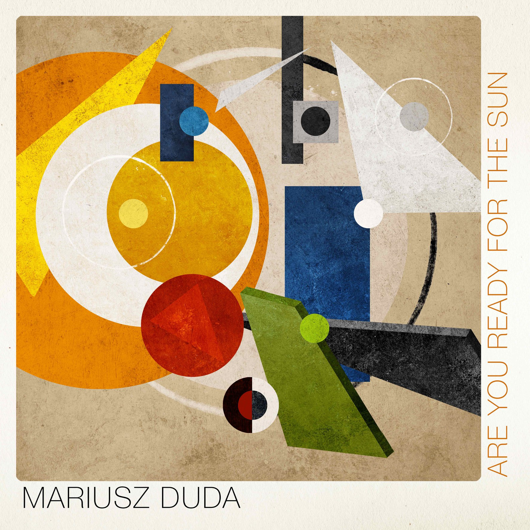 Are You Ready For The Sun - Mariusz Duda