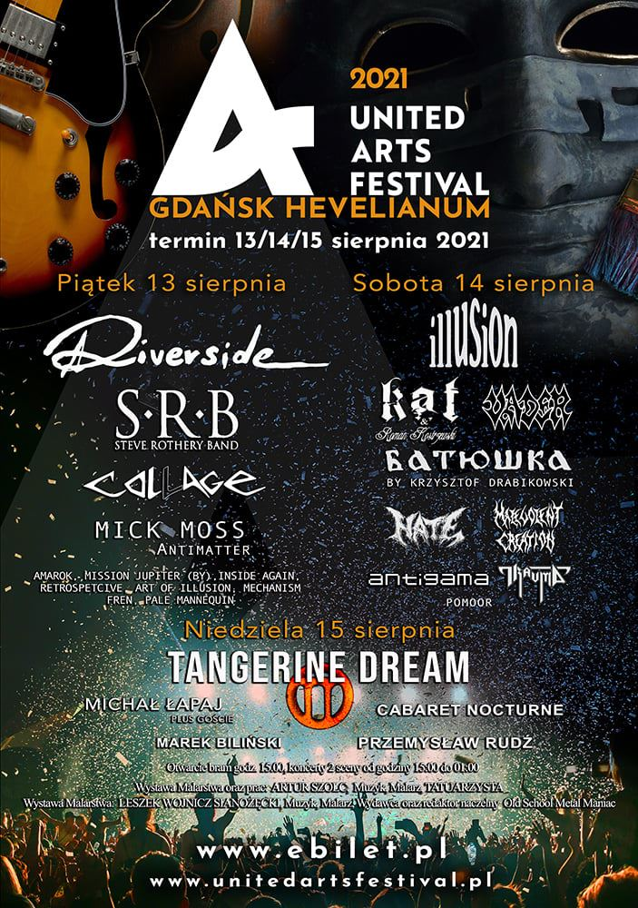 United Arts Festival 2021
